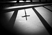 Shadow of a cross