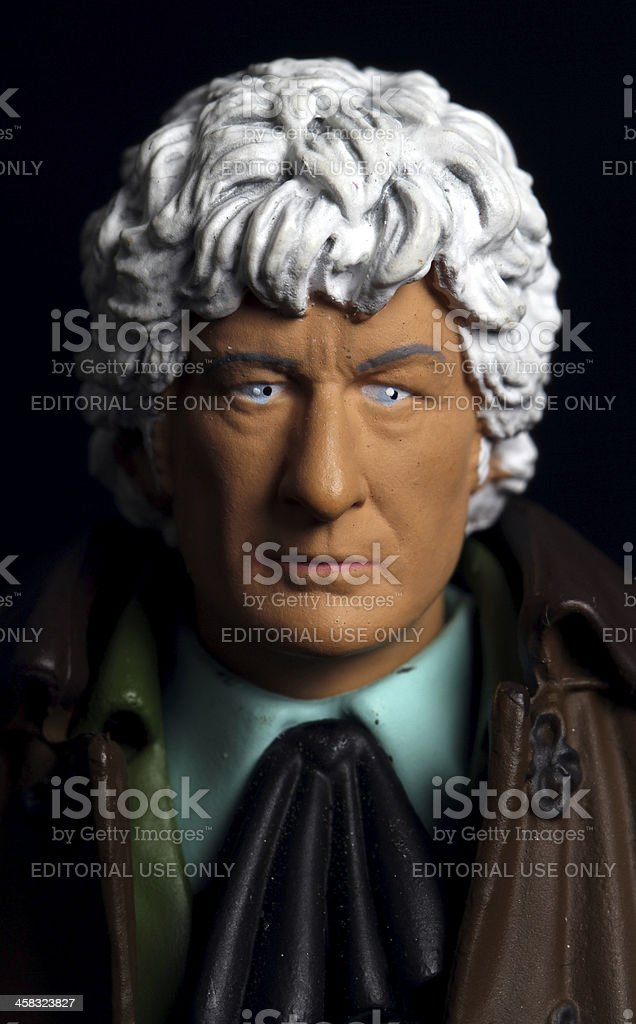 Shadow of Time royalty-free stock photo