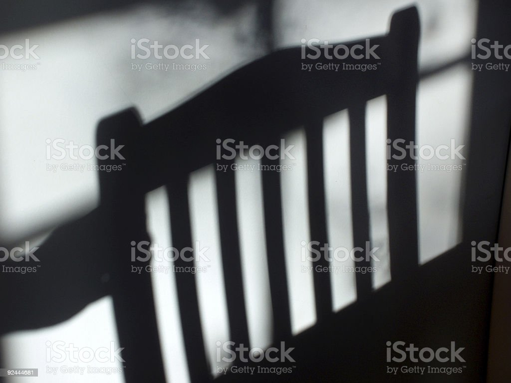 Shadow Patterns royalty-free stock photo