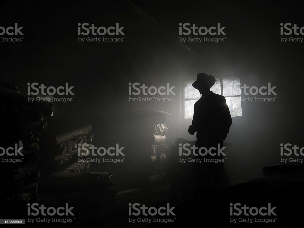 shadow royalty-free stock photo