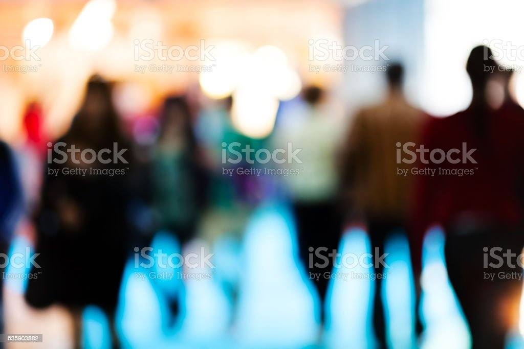 shadows and silhouettes stock photo