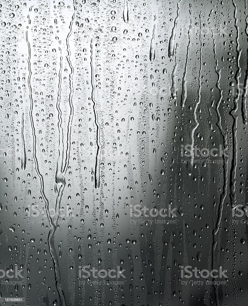 Shadowy grey condensation royalty-free stock photo