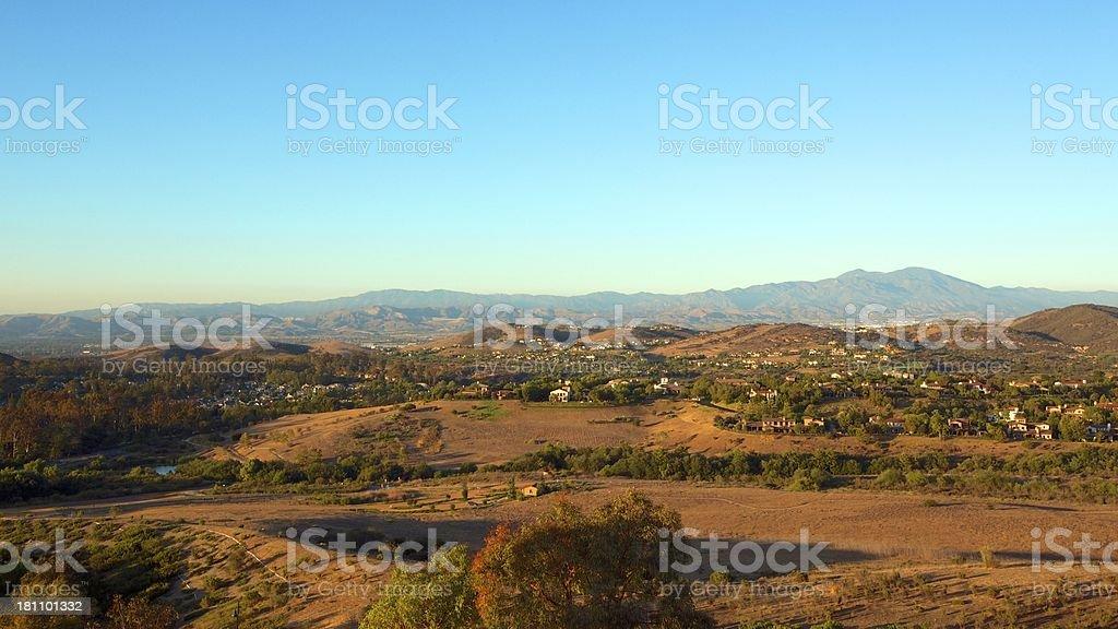 Shady Canyon royalty-free stock photo