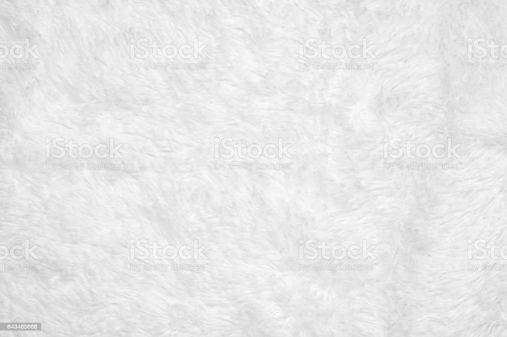 Shaggy blanket texture stock photo