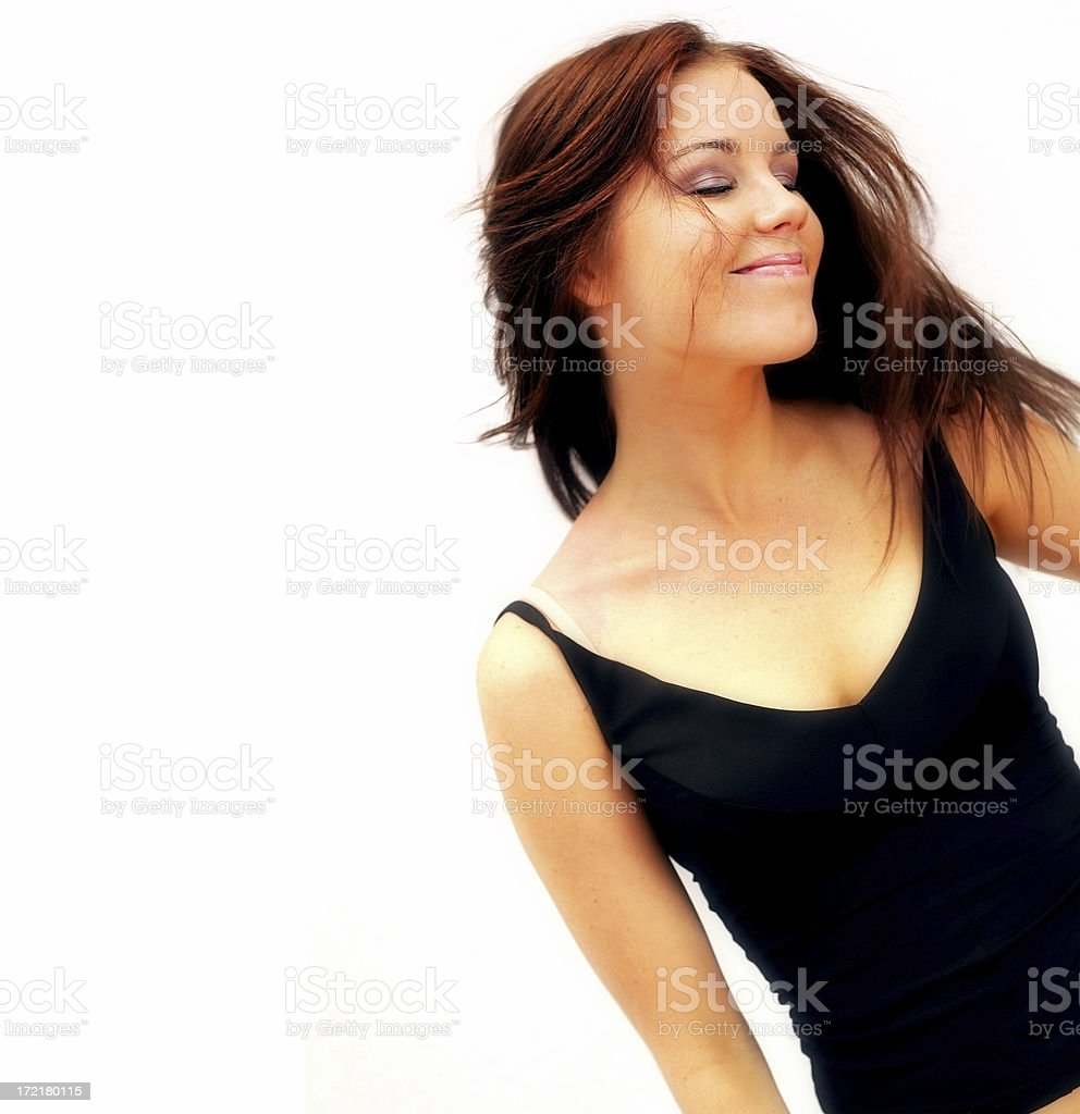 Shake it Out royalty-free stock photo