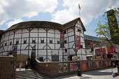 Shakespeares Globe theatre in London