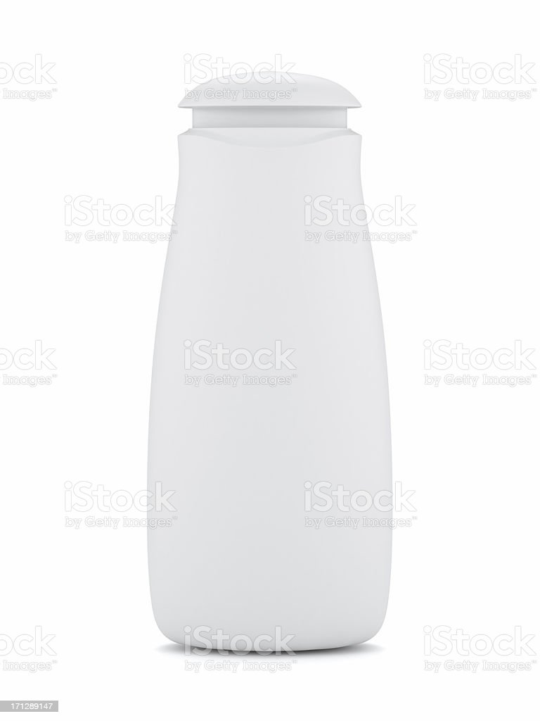 Shampoo Cosmetics bottle stock photo