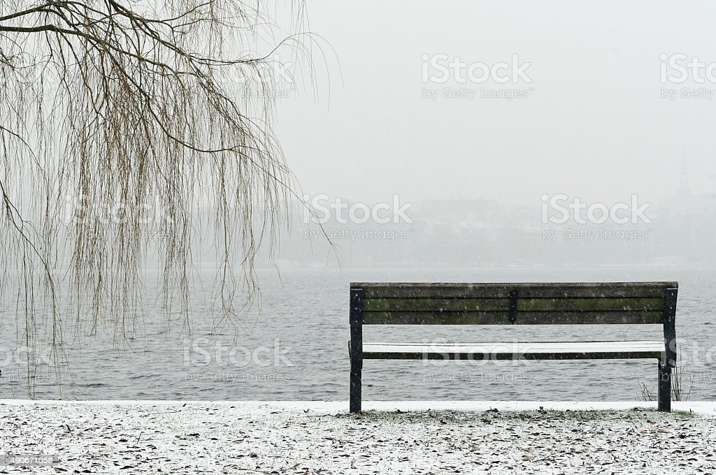 Alster stock photo