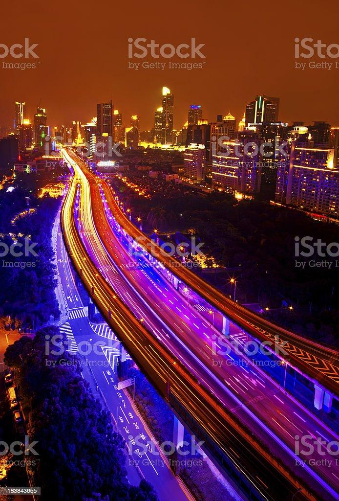 Shanghai, China royalty-free stock photo