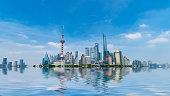 Shanghai City Scenery