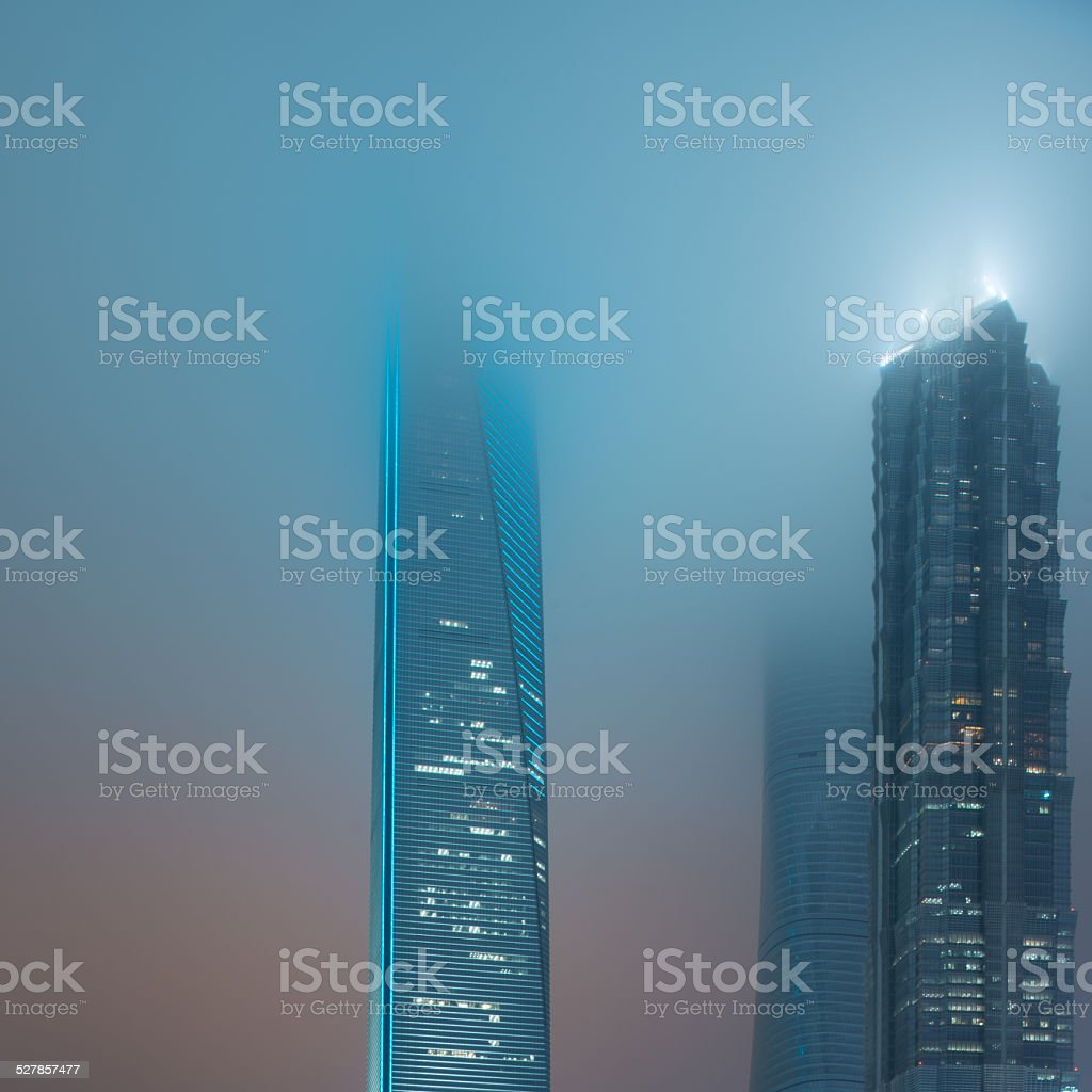 shanghai stock photo