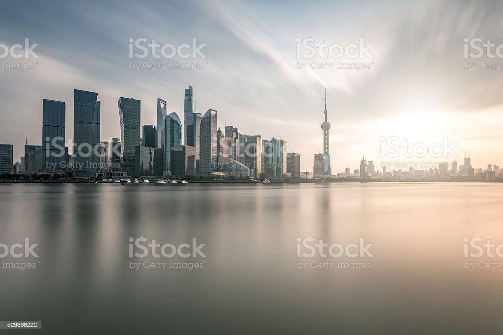 shanghai stock photo