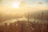 Shanghai Skyscraper