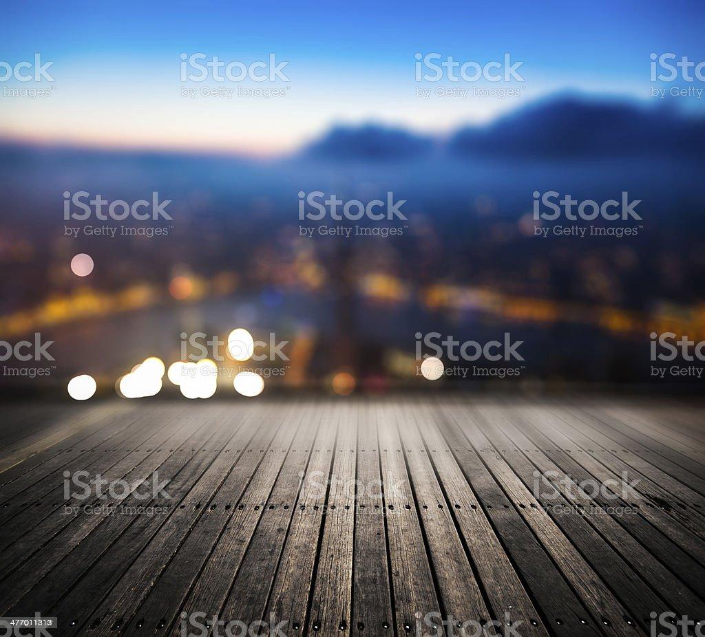 shanghai view stock photo