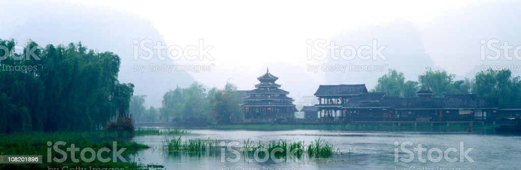 Shangrila of Guilin royalty-free stock photo