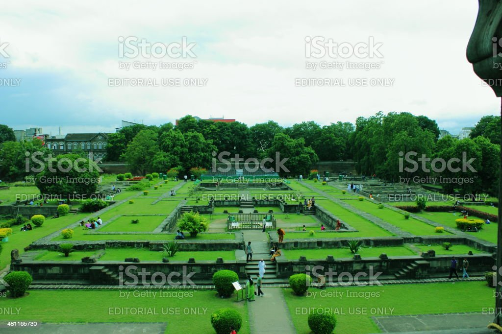 Shaniwar wada in Pune stock photo
