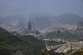 Shanty Town Slums of Lima, Peru