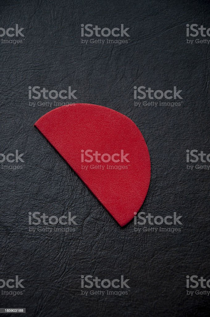Shapes - One stock photo