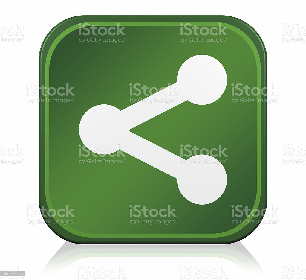 Share Icon stock photo