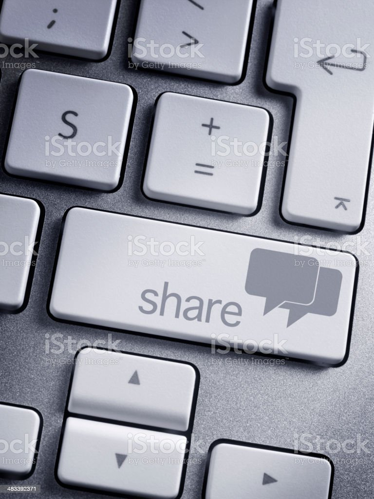Share stock photo