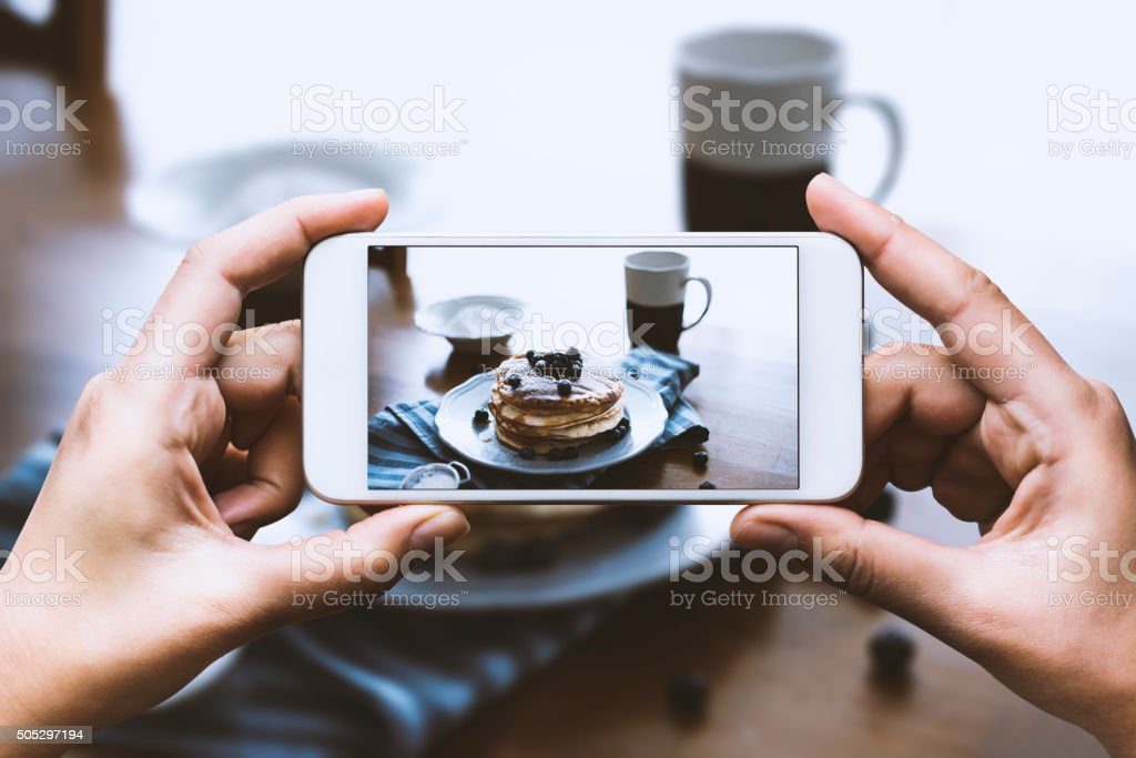 Share the moment stock photo