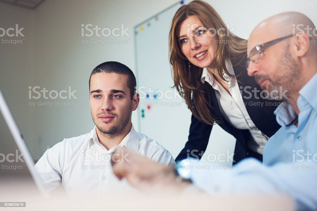 Sharing ideas has never been easier royalty-free stock photo