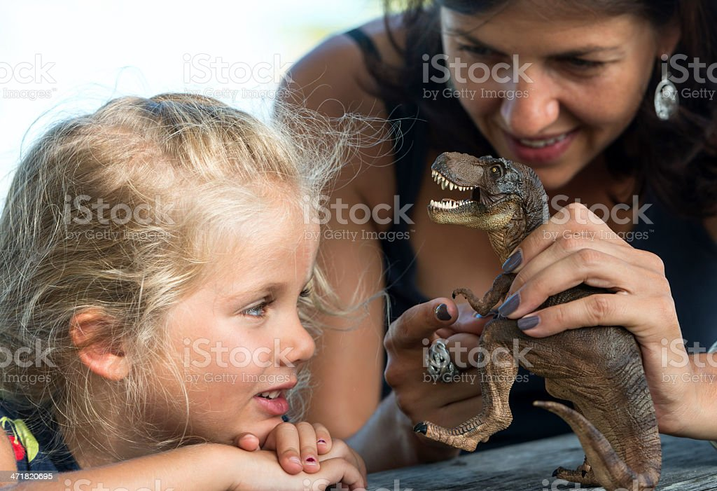 Sharing the moment royalty-free stock photo