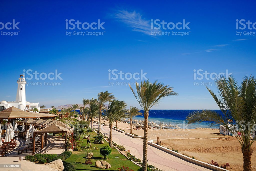 sharm el sheikh stock photo