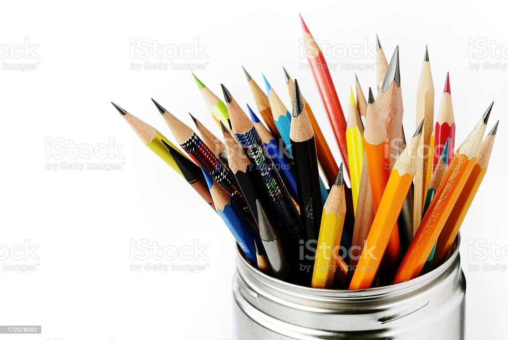 Sharp tools royalty-free stock photo