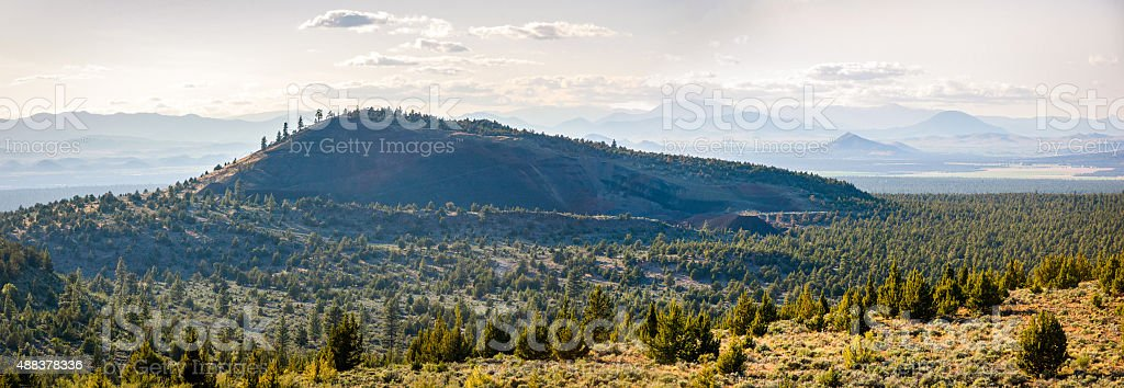 Shasta-Trinity National Forest stock photo