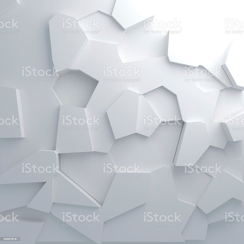 shatter pattern abstract background stock photo