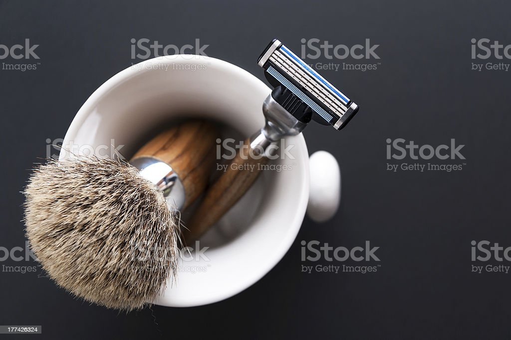 Shave Tools stock photo