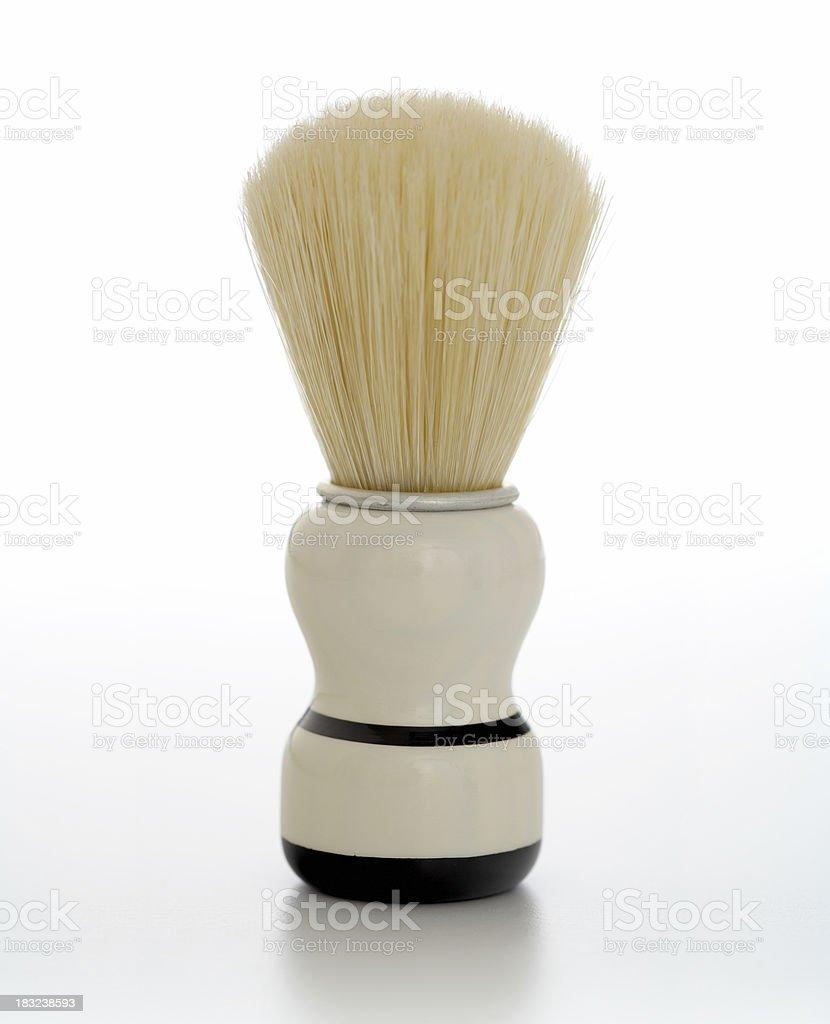 Shaving Brush (classic) royalty-free stock photo