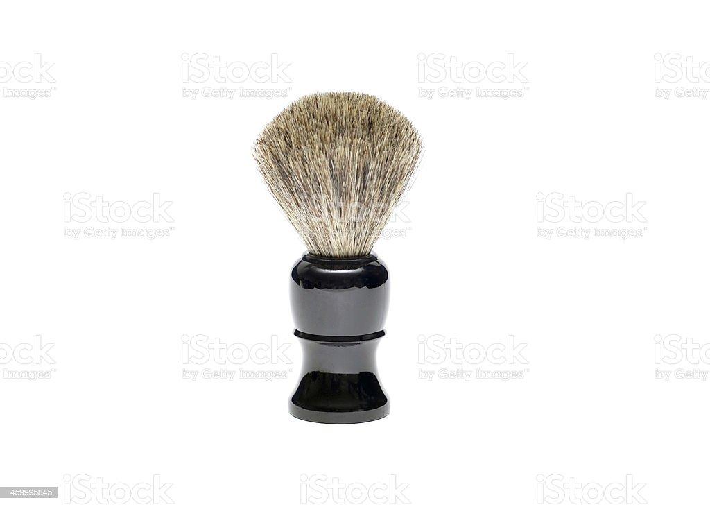 Shaving Brush stock photo