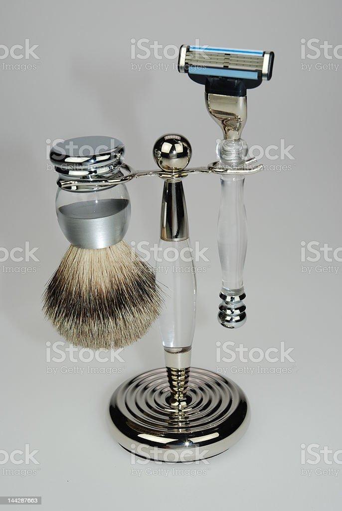 Rasier-set Lizenzfreies stock-foto