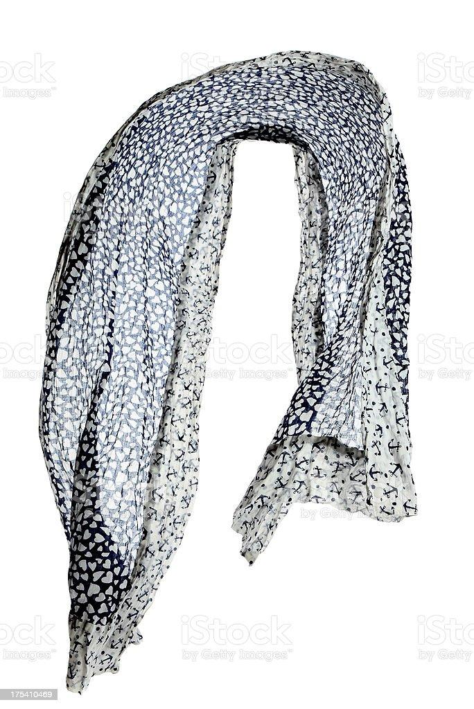 shawl royalty-free stock photo