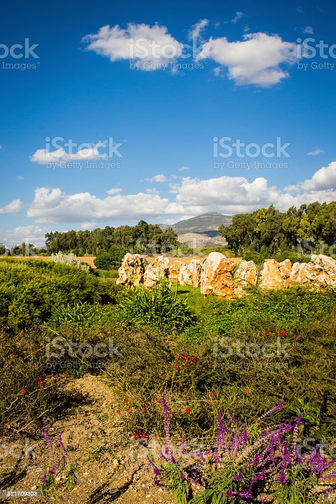 she'ar yashuv memorial stock photo