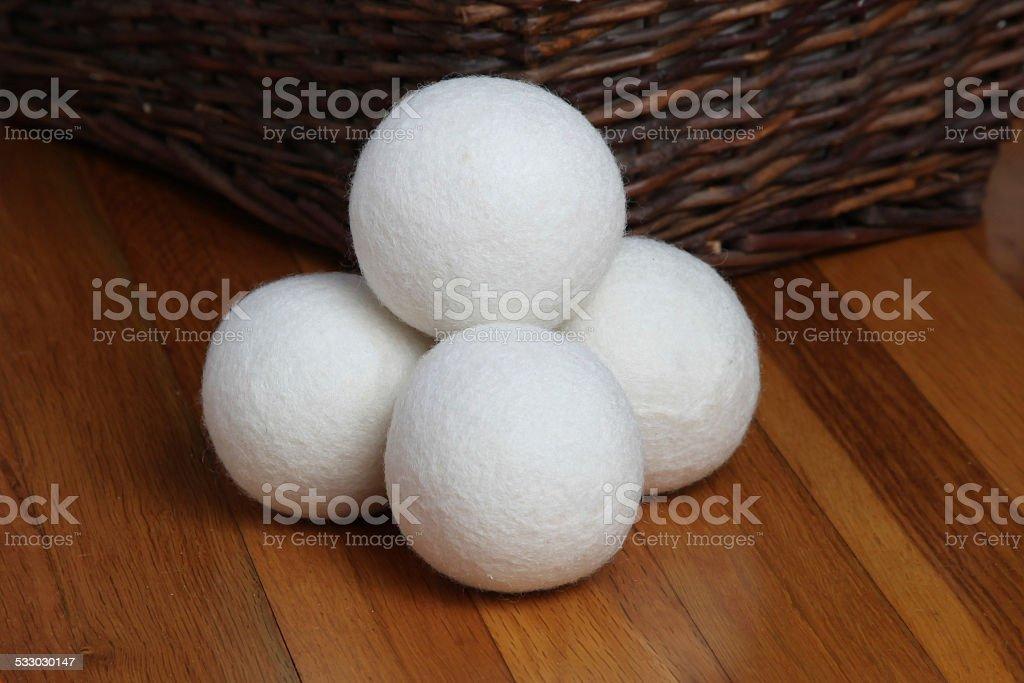 Sheep dryer ball stock photo