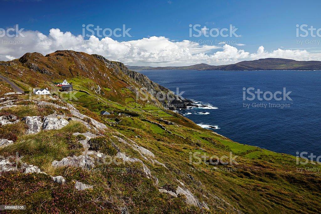 Sheeps Head, Irland stock photo