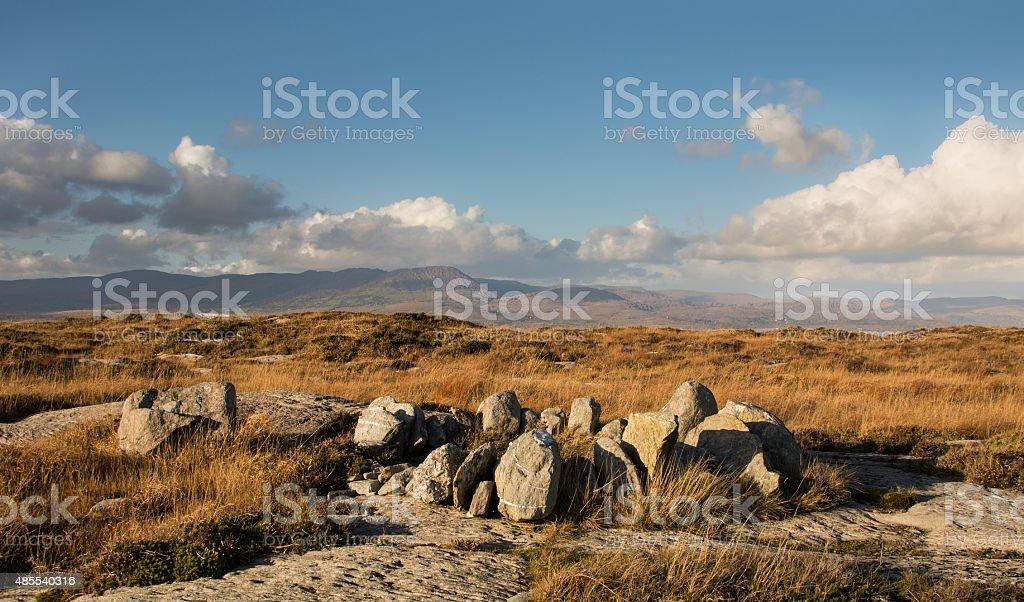 Sheep's Head Peninsular stock photo