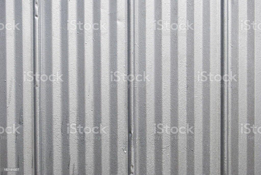 Sheet metal background royalty-free stock photo