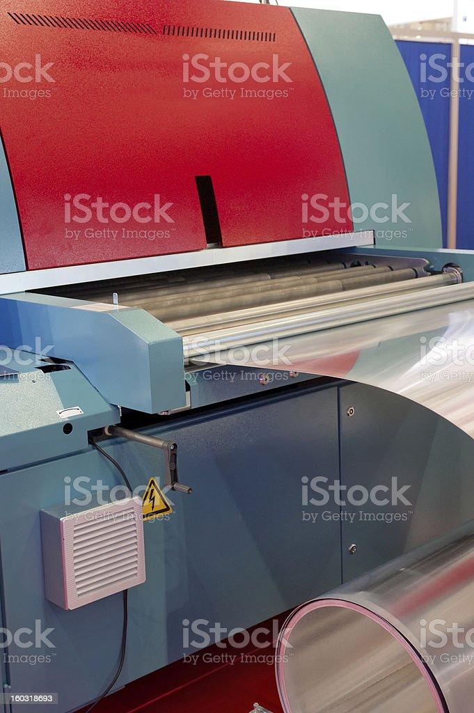 sheet metal forming royalty-free stock photo