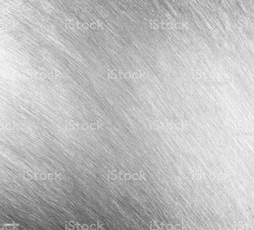 Sheet metal silver stock photo