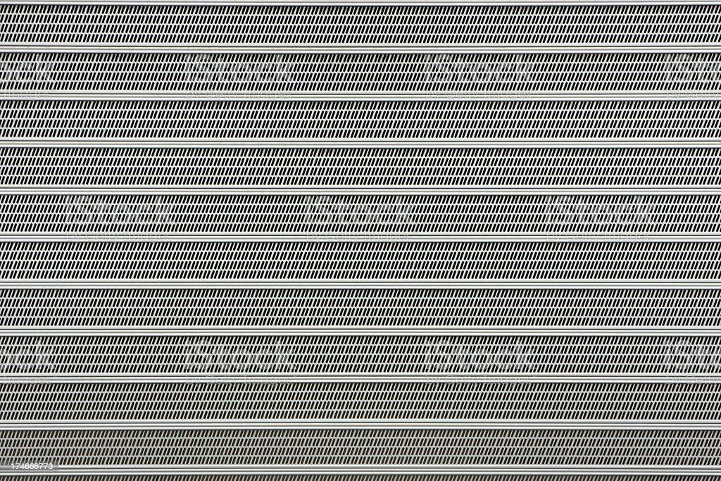 Sheet Metal Steel Decor Background royalty-free stock photo