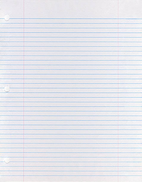 Lined Paper Pictures Images and Photos iStock – Loose Leaf Paper Background