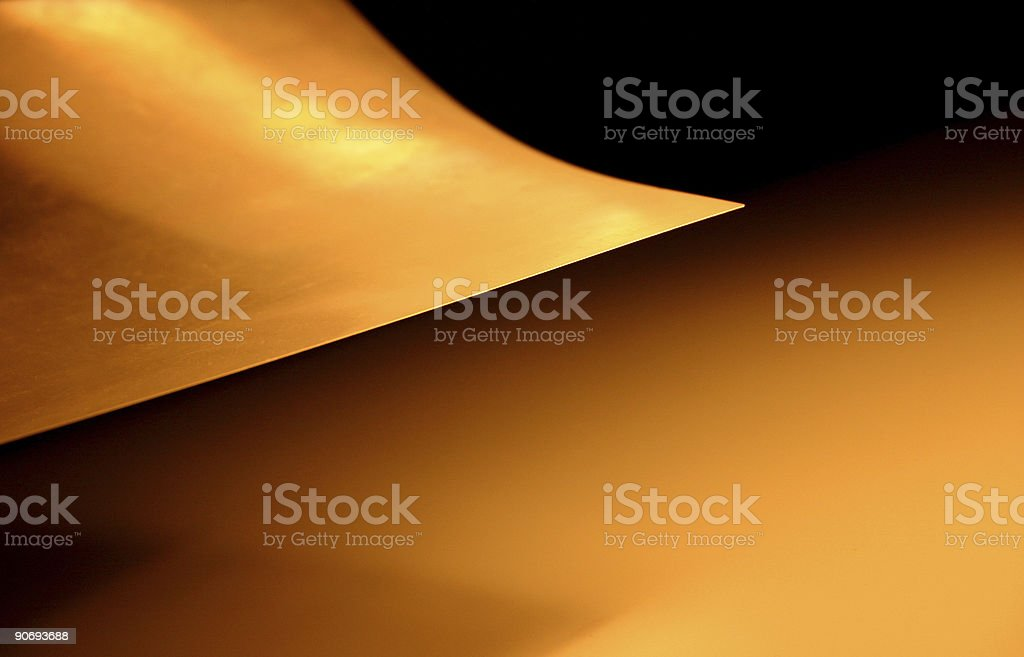 Sheet of paper II royalty-free stock photo