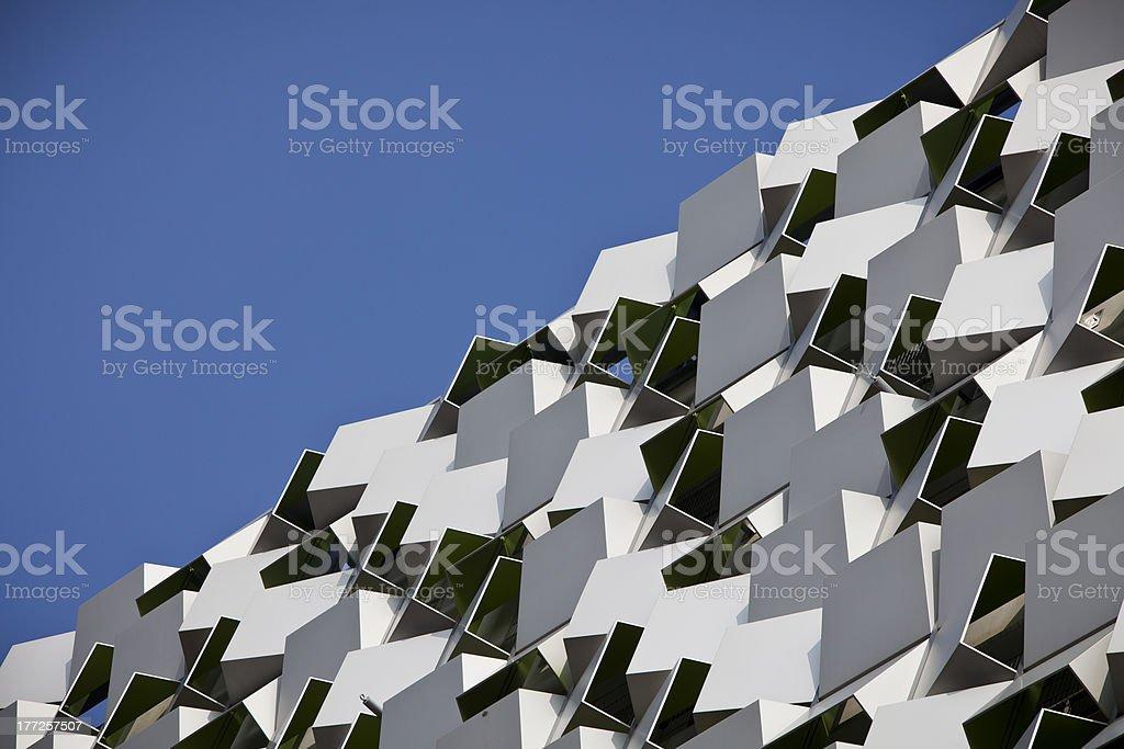 Sheffield Architecture stock photo