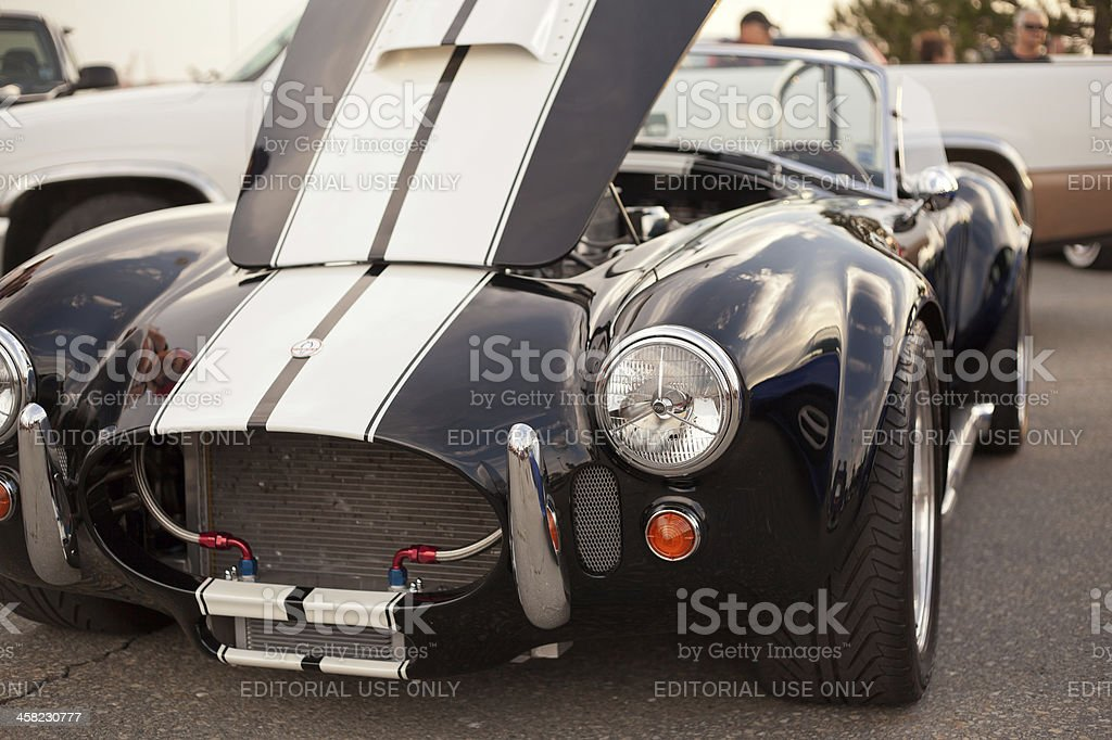 Shelby AC Cobra stock photo