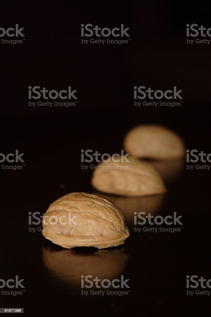 Shell game royalty-free stock photo