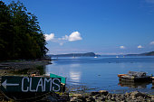 shellfish farming in San Juan Islands